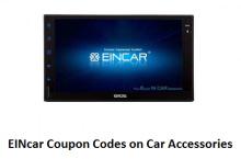 51% Off EinCar Coupon Code + [GET] Free Shipping