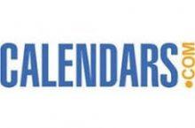 20% Off Calendars.com Online Coupon Codes 2018 [Any Item]