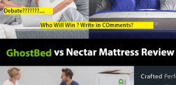 Nectar Mattress vs Ghostbed: Which Is Better ?