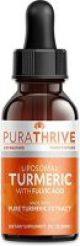 Buy PuraTHRIVE Liquid Turmeric Extract $39.95 + Free Shipping