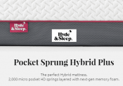 £208 off Hyde & Sleep voucher code [Mattress Coupon]
