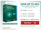 40% Off kaspersky coupon code, Try a FREE 30 day trial